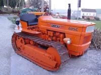 Trattore usato FIAT 605 C