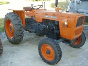 trattore usato fiat