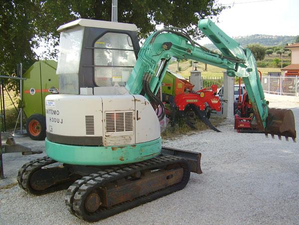 Usato caterpillar offerte di vendita escavatori usati for Macchinari pellet usati